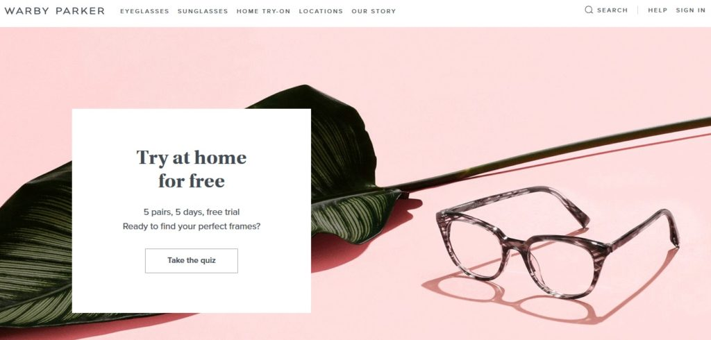 Warby Parker to Accept Vision Insurance in 2018 - Review ...