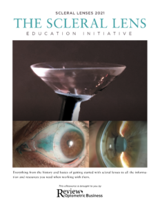 2021 Scleral Lens Education Initiative